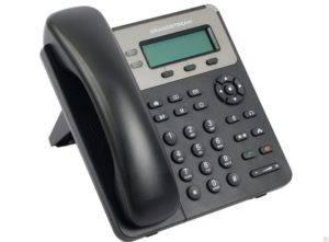 IP телефон GXP1610 (no PoE)-2