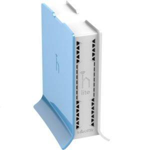 Wi-Fi роутер MikroTik hAP lite